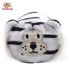 ICTI genehmigte Plüsch weiches weißes niedliches Tigerjungesspielzeug