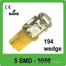 921 led car lamp 5050 SMD 12V