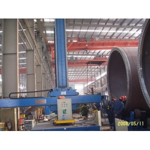 Welding Colum and Boom for Boiler