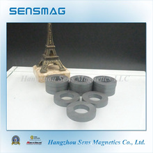 Manufacture Powful Ferrite Ring Magnet with RoHS