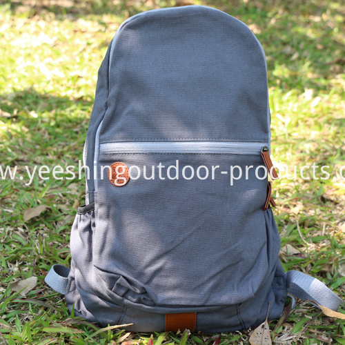 Travel Casual Canvas Backpack