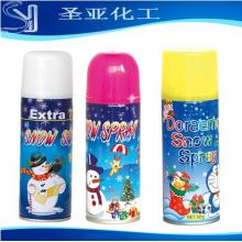 party foam snow spray