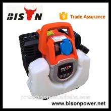 Bison China Zhejiang Price Of Sine Wave Compact Léger Seulement 8,5kg Digital 1000W Générateur d'onduleur d'essence