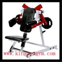 Levantamento lateral comercial da ginástica do equipamento da aptidão