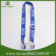 Kundenspezifische Wasserflaschenhalter Halsband Lanyard