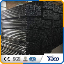 Alibaba online waterproof cheap Y fence post T metal post