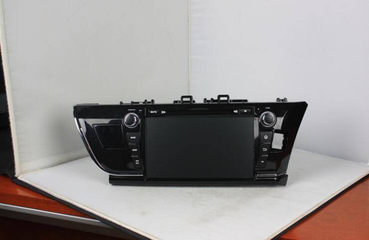 TOYOTA COROLLA Car Audio Navigation