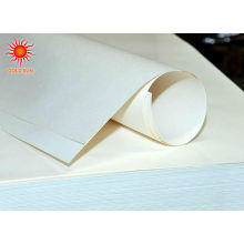 mg white pe coated kraft paper in roll for sugar and candy wrapping