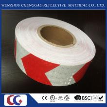 PVC-Pfeil-klebendes reflektierendes Sicherheits-Material-Band für LKW