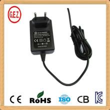 KC CE aprobó el adaptador de 1.5a 12v a 8.5v dc