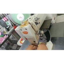 costura padrão automático para couro de sapato de vestuário