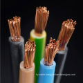 IEC 60502-1 for 0.6/1 kV COPPER CONDUCTORS, PVC INSULATED, PVC SHEATHED