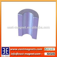 permanent segment irregular neodymium magnets