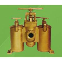 Filtro dúplex de extremo con brida (GASVS20)