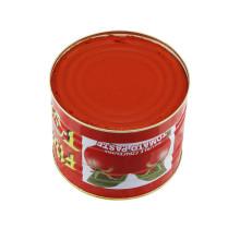 Gino Brand 800g pasta de tomate enlatada de buena calidad