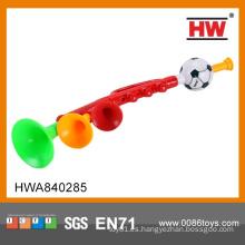 Juegos Deportivos Populares Plastic Football Horn EN71