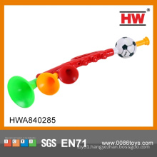 Popular Sport Games Plastic Football Horn EN71