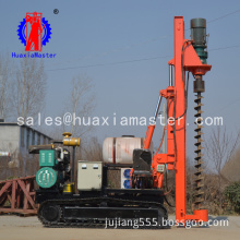 For sale 20 meters crawler square pipe rotary pile driver drilling rig
