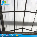 Hoja del policarbonato del invernadero del OEM, 4mm-36m m disponible, cualquier color podría ser por encargo