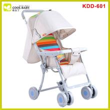 Carrinho de bebê de fantasia de design novo modelo seguro e carrinho de bebê