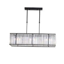 Luminaires de salle à manger en verre
