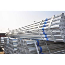 BS1387 best quality schedule80 gi steel pipe price