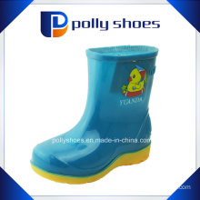 Custom Made Jelly PVC Rain Shoes for Kids
