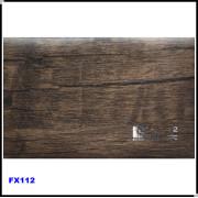 PVC Foil, Membrane Foil, PVC Film for Paint-Free Door and PVC Laminated Panels (FX112)