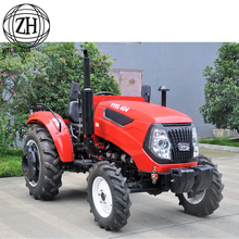 High Chassis YTO Diesel Engine Tractor
