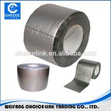 Selbstklebendes Bitumen Aluminiumfolienband für Isolierung