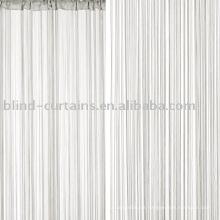 Weißer Stringvorhang neuer Stil
