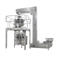 Automatic Cashew Nut Dry Fruit Chips Coffee Bean Granule Packing Machine