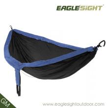 Hamac à double parachute compressé populaire