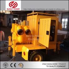 6-8inch Wasser-Pumpen-Einheit mit Diesel-Motor für Landwirtschaft Bewässerung