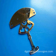 Stamping Metal Parts, Used as Hardware Craft for Electrical Toys, OEM Welcomed