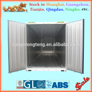 Factory supply 40ft high cube frozen food shipping containers