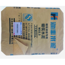 Cement Bag with Strong resilience