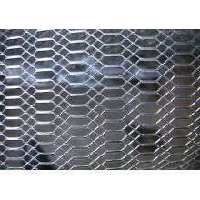 Malla de metal expandido de aluminio estirado