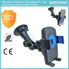 Suporte universal ajustável do telefone do carro de 360 graus para o telefone móvel 4902