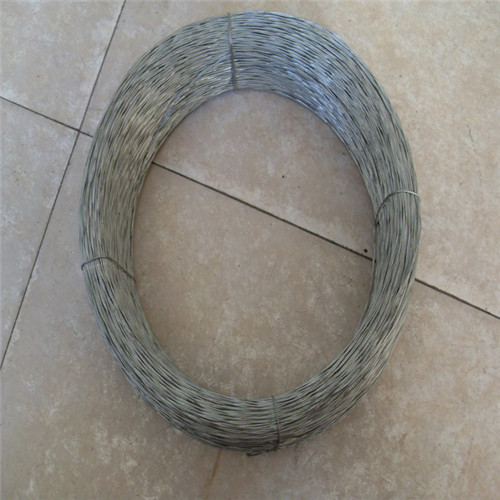 Double Twist Strand Iron Wire