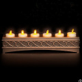 Set Candele Votive ricaricabile Luminara