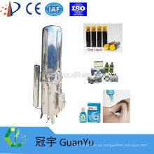GJZZ-500 Máquina destiladora de agua de alto efecto