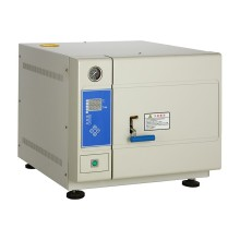 Autoclave de bancada de display digital 50 litros