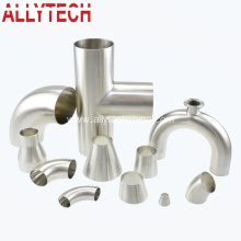 Hygienic High Precision Sanitary Pipe Fitting