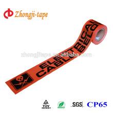 Высокое качество подземный электрический кабель сигнальной лентой