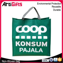 bolsa de tela al por mayor de protección del medio ambiente de moda