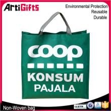 Protection de l'environnement de mode en gros sac en tissu