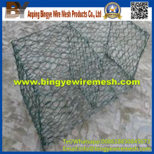 Anping Wire Mesh Galvanized Gabion Box Price