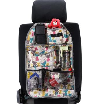 car backseat Tablet Mobile Holder Storage Pockets
