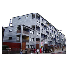 Good Quality for Steel Structure Residential House multi story steel structure apartment building export to Sudan Manufacturer